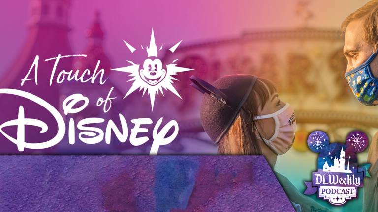DLW 176: Our Touch of Disney Plans