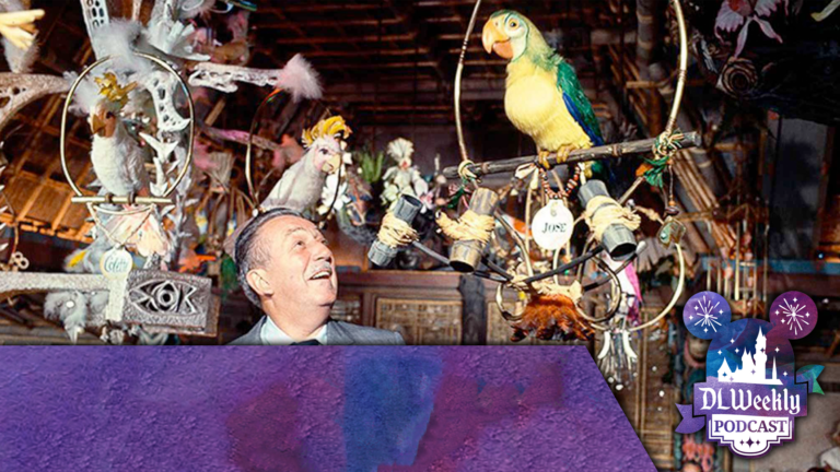DLW 185: The Beginning of The Enchanted Tiki Room